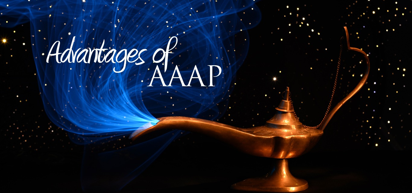 advantages of aap banner